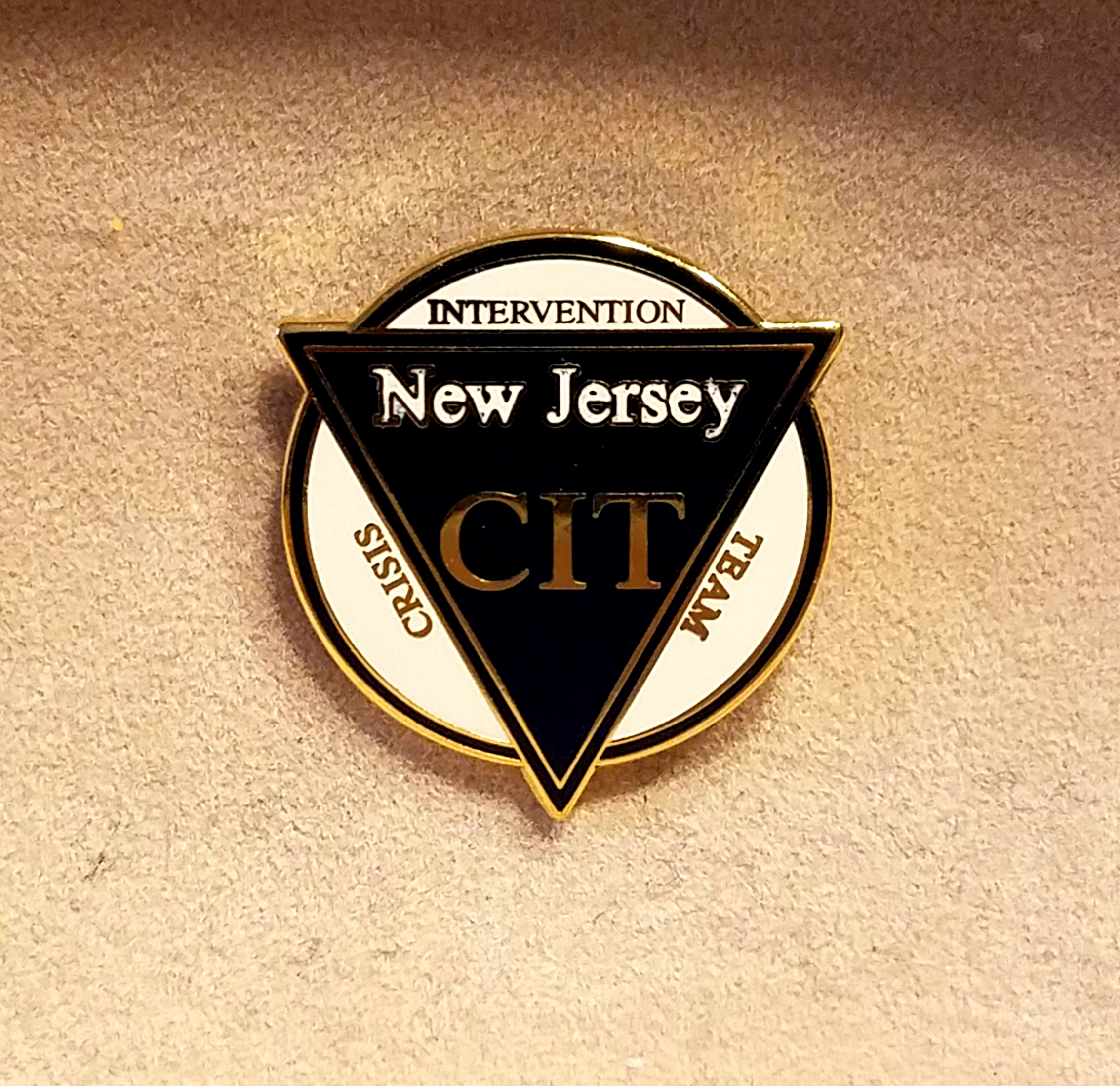 Officers With A Pin Citnj